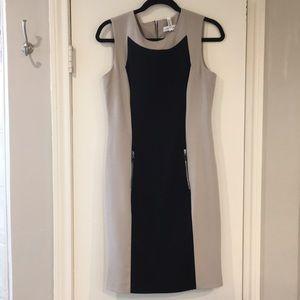 Calvin Kline Sheath Dress with pockets